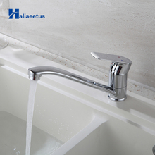 Haliaeetus  water kitchen Faucet tap White Painting Kitchen Mixer Flexible Kitchen torneira Chrome 360 kitchen sink crane