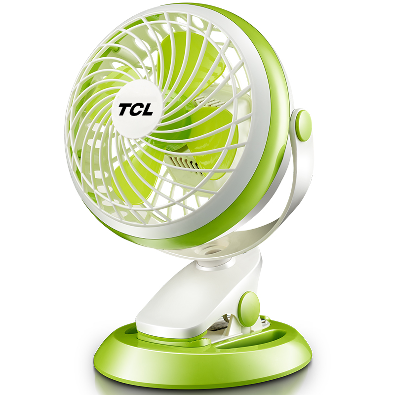 Mini Electric Fans : Free shipping mini electric fan dormitory office usb small