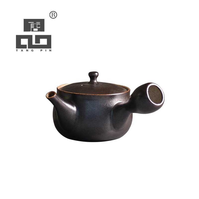 TANGPIN big capacity japanese ceramic teapot kettle kung fu tea sets chinese tea pot 250ml Teapots     - title=