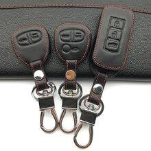 Купить с кэшбэком Hot sale For Mitsubishi outlander ex Lancer / Mitsubishi Asx Pajero 3 Buttons Car Key Chain Remote Control Car Key Cover Case