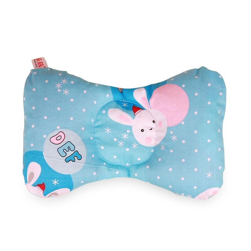 ✓Nuevo algodón del bebé almohada del recién nacido prevenir cabeza ...
