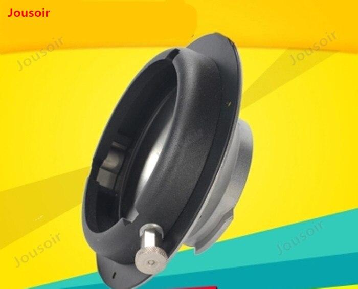 Monture Broncolor à Bowens anneau de montage adaptateur de vitesse convertisseur pour Softbox beauté plat Studio Flash stroboscopique T03 CD05 2Y
