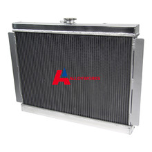 3 ROW Radiator FOR 1975-1983 NISSAN/DATSUN 280Z/280ZX 75-83 MANUAL NEW Automobile Replacement Parts Cooling System