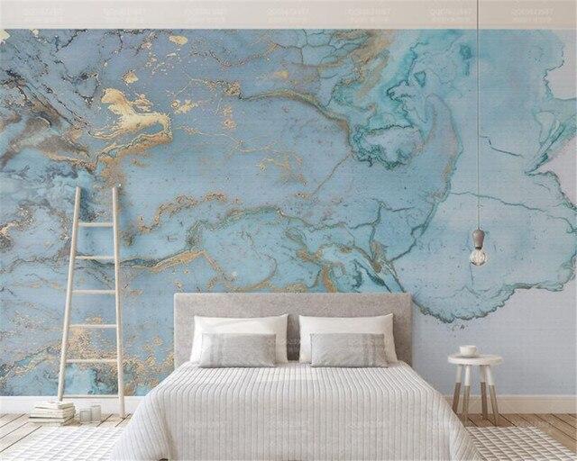 online shop beibehang custom wallpaper elegant light luxury gilding
