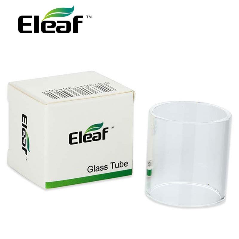 100% Original Eleaf ijust S Tank Glass Tube Replacement Glass Tube for Eleaf iJust S Kit and ijust s Atomizer Pyrex Glass Tube