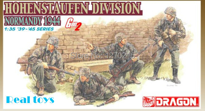 Dragon model 6282 1 35 Hohenstaufen Division Normandy 1944