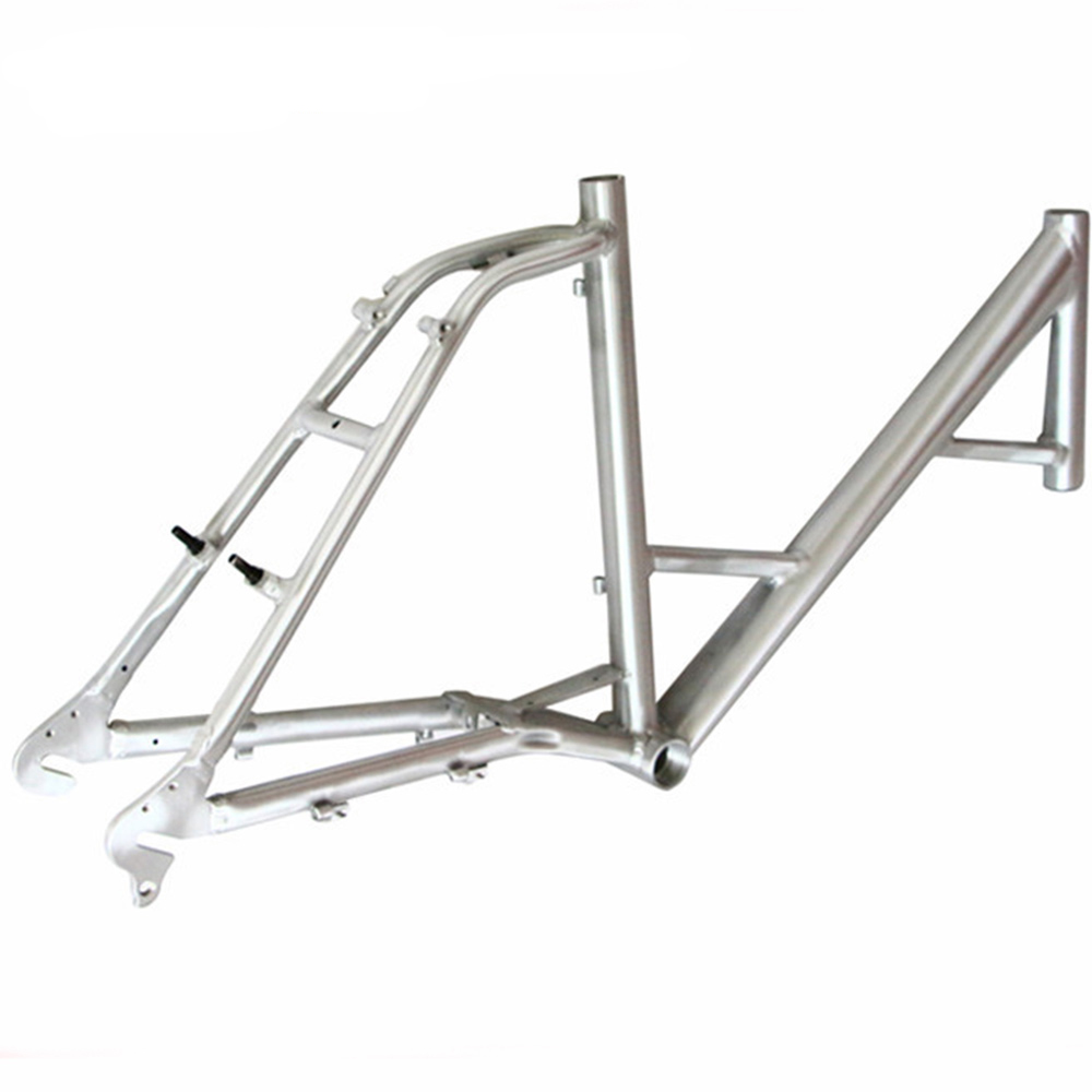 2017 NEW Arrive ! 20 Inch V Shape Mountain Bike Bicycle / Road Bike Bicycle Bench Drawing Bend Alumnium Frame