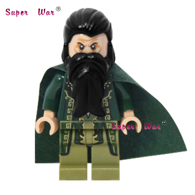 1PCS star wars super heroes marvel dc comics Marvel Mandarin building blocks models bricks toys for children kits