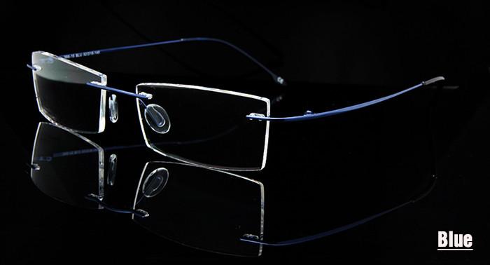 Rimless Eyeglasses Frames (5)