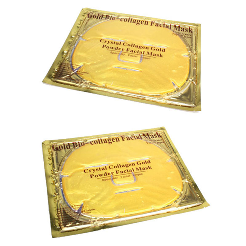 Facial Mask Patch Deep Water Collagen Anti-Wrinkle Oil Control Face Skin Care CD88