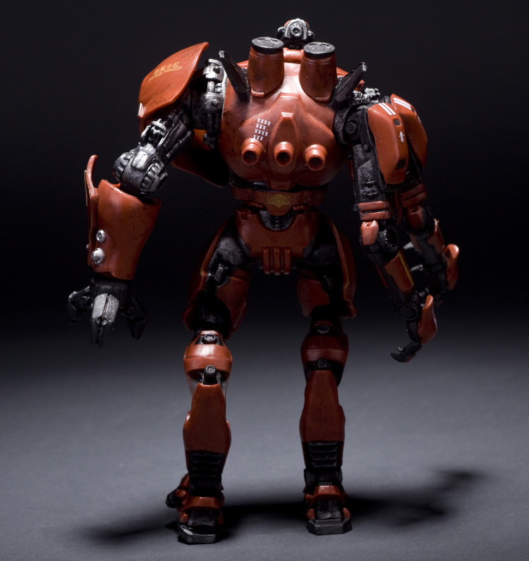 Pacific Rim China Crimson Typhoon JAEGER Robot Transformation BJD Action Figure Model Toys