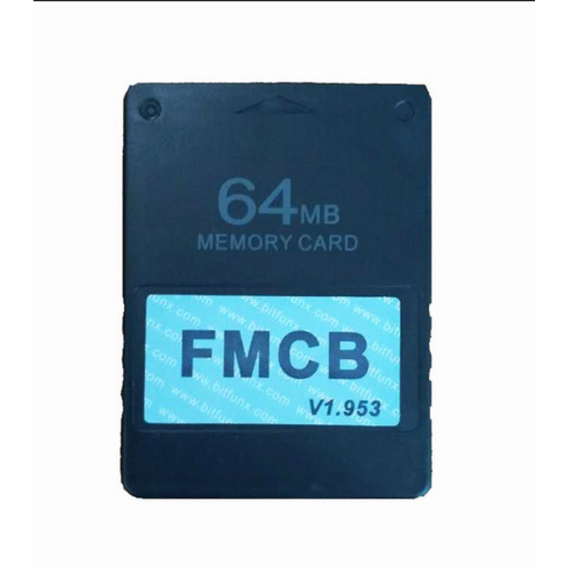 Free McBoot FMCB 1.953 for Sony Playstation2 PS2 8MB/16MB/32MB/64MB Memory Card Game Saver Cards OPL MC Boot Data Stick ModuleFree McBoot FMCB 1.953 for Sony Playstation2 PS2 8MB/16MB/32MB/64MB Memory Card Game Saver Cards OPL MC Boot Data Stick Module