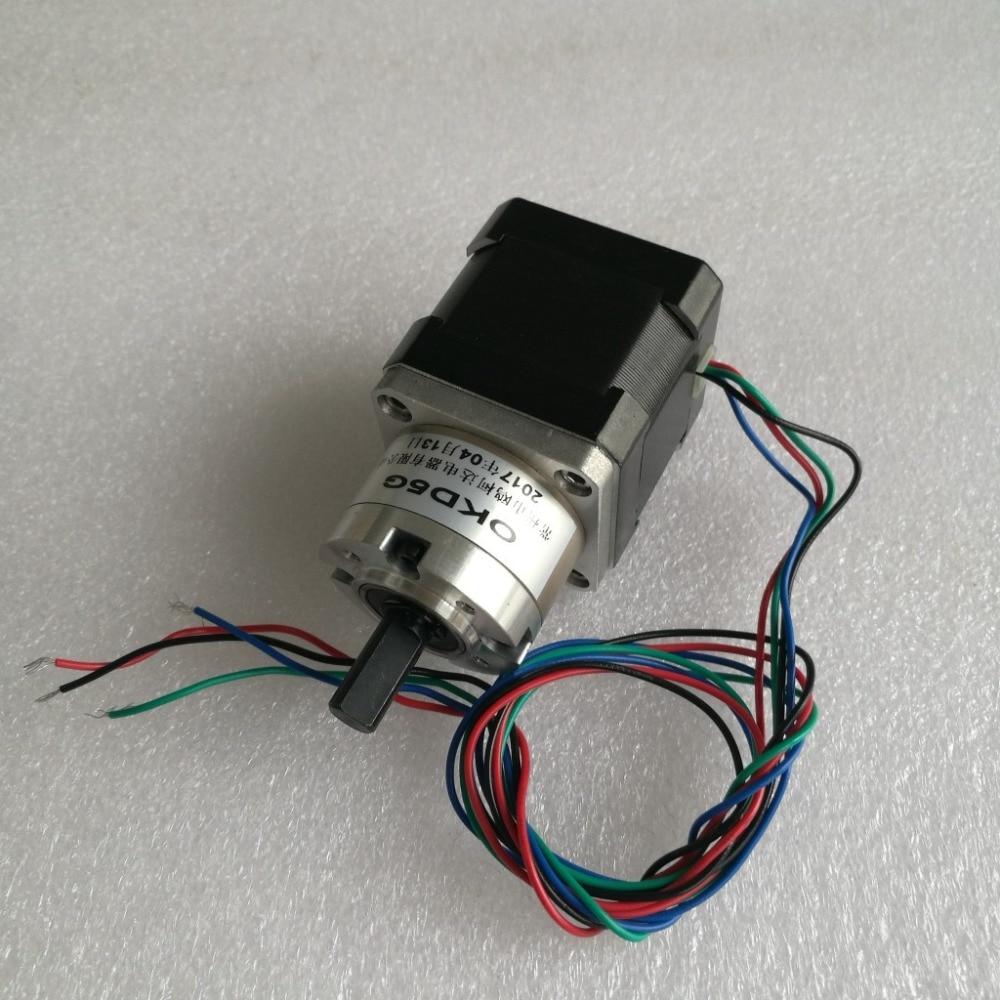 good quality 4-lead Nema17 Stepper Motor 42 motor Extruder Gear Stepper Motor Ratio 5:1 Planetary Gearbox Nema 17 Stepper Motor logitech g90 usb 2 0 2500dpi wired led optical gaming mouse