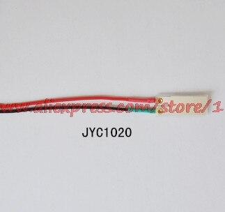 PVDF Piezoelectric film Pressure transducer PVDF patch sensor 10mm*20mmPVDF Piezoelectric film Pressure transducer PVDF patch sensor 10mm*20mm
