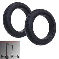 2 Pcs Xiaomi Mijia M365 Electric Scooter Tire Vacuum Solid Tyre For Eletric Skateboard Skate Avoid