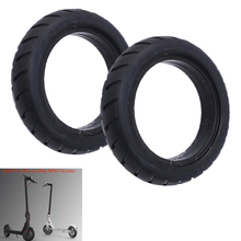 Buy 2Pcs Electric Scooter Tire For Xiaomi Mijia M365 Vacuum Solid TyreEletric Skateboard Skate Avoid Pneumatic Tyre Scooter Parts
