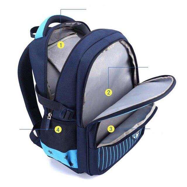 New Children School Bags For Boys Orthopedic Waterproof Backpacks Child Boy Spiderman Book bag Satchel Knapsack Mochila escolar School Bags