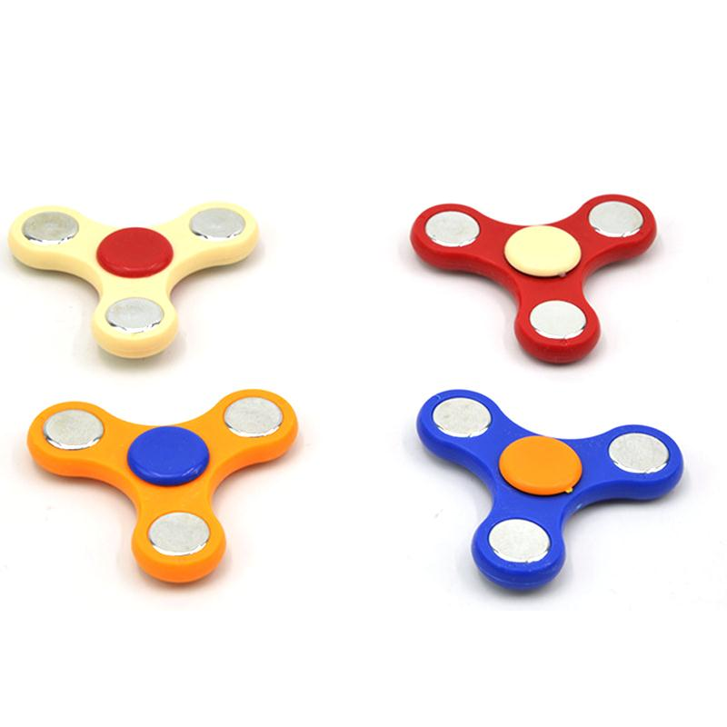 Hot Sale Fidget Spinner Tri Hand Spinner Mini 3D Ceramic Ball Focus Stress Relief Kids/Adults Fidget Toys