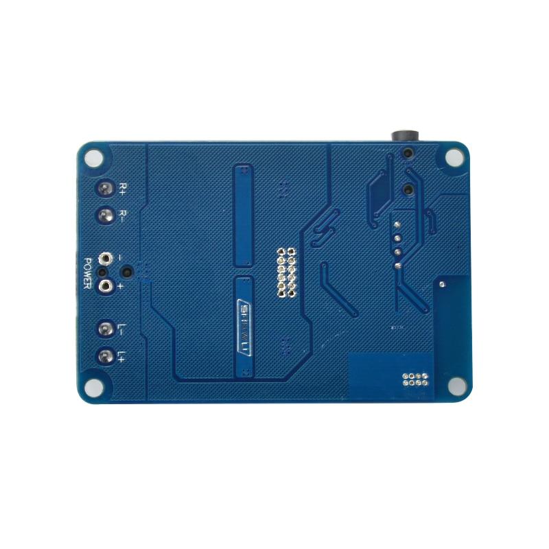 AIYIMA TDA7492P Bluetooth vastuvõtja helivõimendi 25 W * 2 kõlarid - Kodu audio ja video - Foto 6