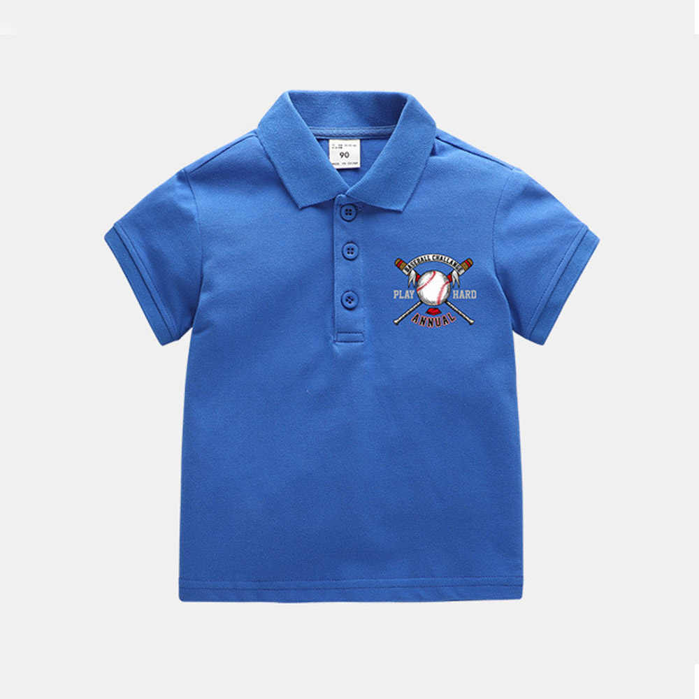 0bb61c408 ... Baby Boy PoloShirts Soft Cotton Embroidery PoloShirts For Toddler Boys  Short Sleeve Casual Tops Shirts Summer ...