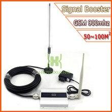 ЖК GSM Booster 2 Г Сотовый Телефон GSM Усилитель Сигнала 900 мГц Мобильный Ретранслятор Сигнала Сотовой Усилитель с Антенной Оптовая