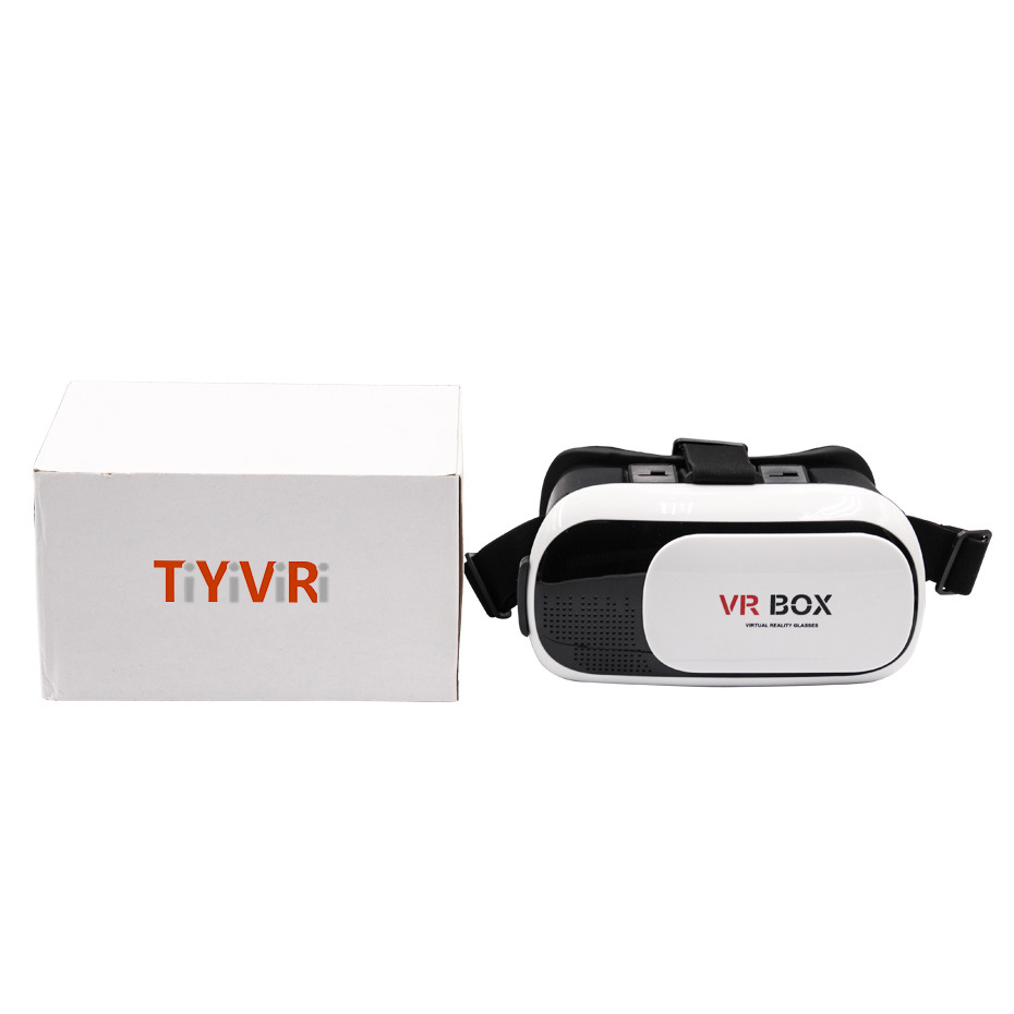 VR Virtual Reality Glasses/Goggles 3D Headset VR Box 2.0 Google Cardboard VR Glasses 3D Glasses For Smartphones Controllers 15