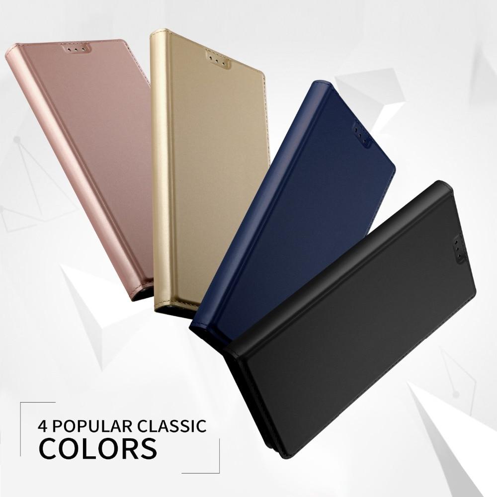best website fa7fa 94811 Blackberry Keyone 2 Case Absorbable Card Slot,Lnobern Ultra Thin Classic  Business Leather Blackberry Keyone 2