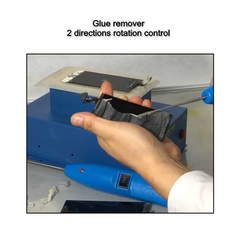 TBK 006 LCD OCA клей для очистки УФ-стойкий клей для удаления рук инструмент для очистки