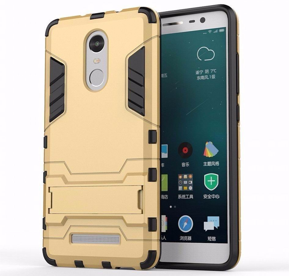 Xiaomi Redmi Note 3 Pro Case Cover Tpu Pc Dual Protective Phone Prime Kickstand Not Se In Fitted Cases From
