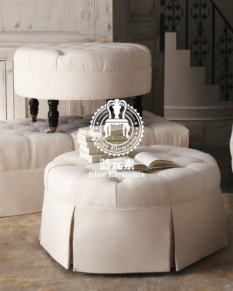 Profesional muebles a medida elementos después de azul circular ...