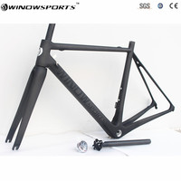 2018 New Model Super Light Full Carbon Road Bike Frame Carbon Racing Road Bicycle Carbon Road