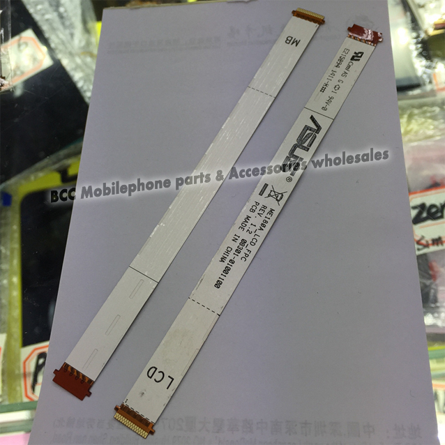 In stock!Original LCD Connect FPC Flex For Asus MeMO Pad 8 ME180 K00L ME180A LCD FPC Screen Display Connector Cable Test ok