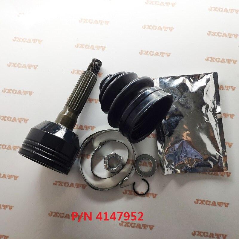 Complete Front Outer CV Boot Repair Kit Polaris Sportsman X2 800 EFI 2008-2009