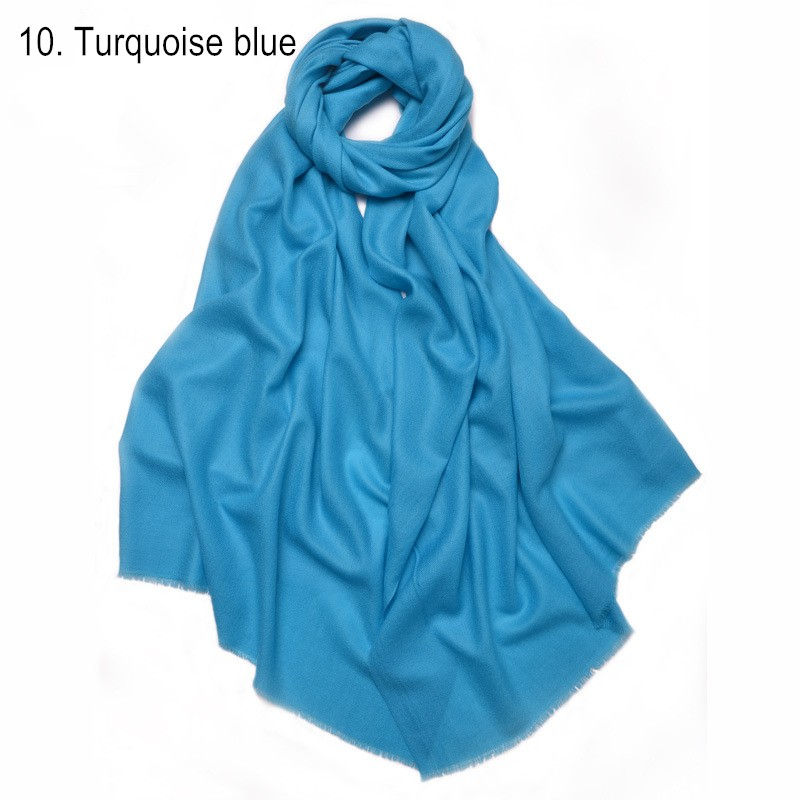 10. Turquoise blue