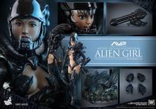 HOT TOYS HOTTOYS HT HOT TOYS HOTTOYS Hot Angel Series 1/6 HAS002 AVP Alien VS Predator Alien Girl 12″ Collectible Action Figure