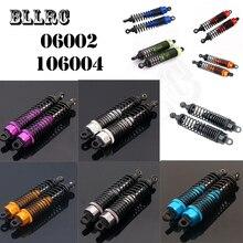 2PCS HSP 06002 106004 166004 Purple Shock Absorber 97MM For 1 10 RC Model Car Off