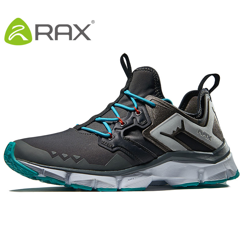 RAX Mens Lightweight Running Shoes Breathable Mesh Jogging Sneakers Women Outdoor Antiskid Professional Walking Shoes Tourism