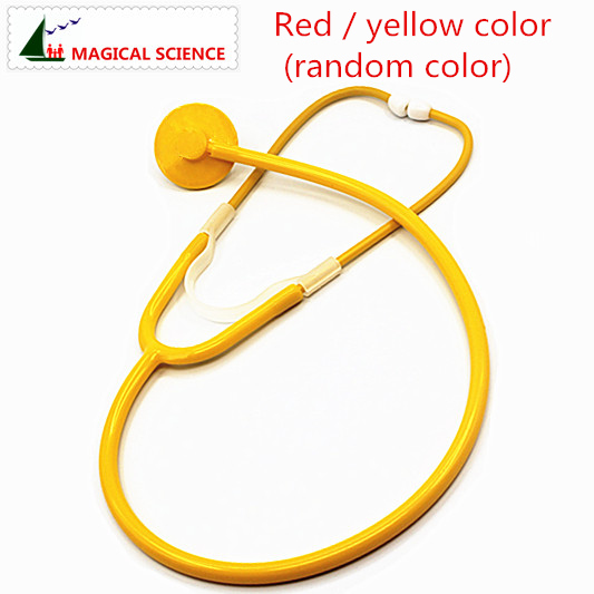 Wholesale Homemade Stethoscope DIY Materials,home School Educational Kit For Your Kids Students