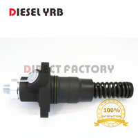 Origina neue Diesel Motor Teile Common Rail Einheit Pumpe 21147446 02113695 0414693007