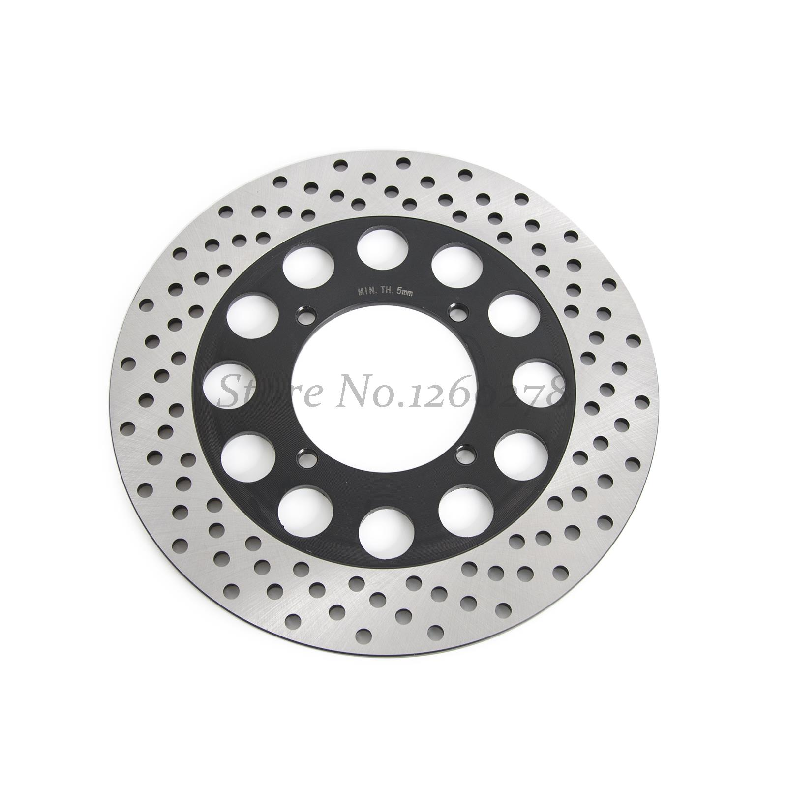 Rear Brake Disc Rotor Steel Fits For Suzuki GSF 250 N ZM P NP ZP R