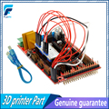 1Set Motherboard Schild Rot RAMPS 1 4 Controller Board Panel Teil + 2 stücke TMC2130 V1.1 SPI Funktion Für 3D drucker Arduino Kit-in 3D Druckerteile & Zubehör aus Computer und Büro bei