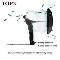 125CM Windproof Automatic Umbrella For Men Brand Large Folding Umbrella Rain Woman Double Golf Business Automatic