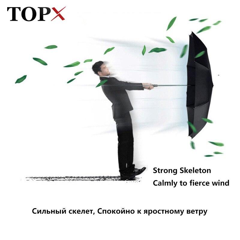125 см ветрозащитный автоматический зонт для Для мужчин бренд большой складной зонт дождь женщина двойной Гольф Бизнес Автоматическая автомобилей Зонты