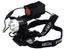 bicycle light headligh glare t rechargeable LED 10W mountain bike bicycle riding equipment accessories