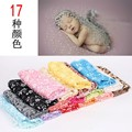 Lace newborn baby Baojin Wrap baby Newborn shooting props Photography infant Photo explosion models printed wrap towel