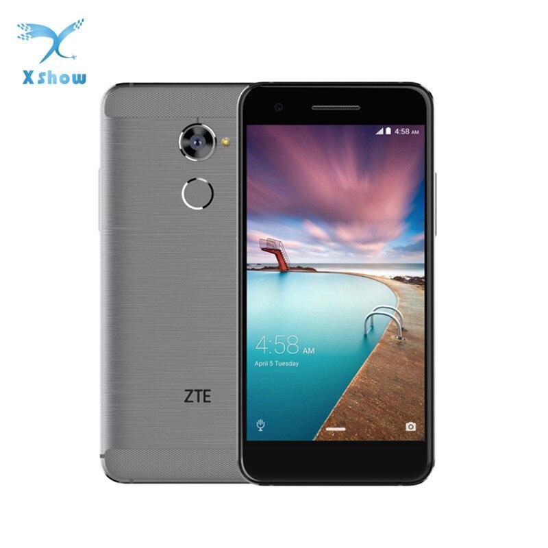 Original ZTE V870 4G LTE Smartphone snapdragon 435 Octa Core RAM 4GB ROM 64GB 5 5
