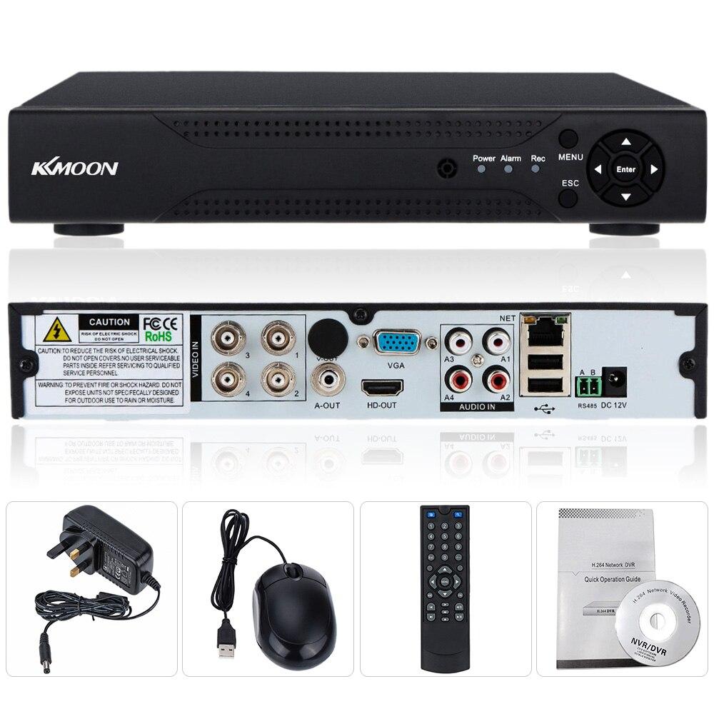 KKmoon 960H 4CH 720P CCTV AHD DVR Digital Video Recorder 4 Channel H.264  4CH DVR HVR NVR System P2P Home Security Video Recorder-in Surveillance  Video ...