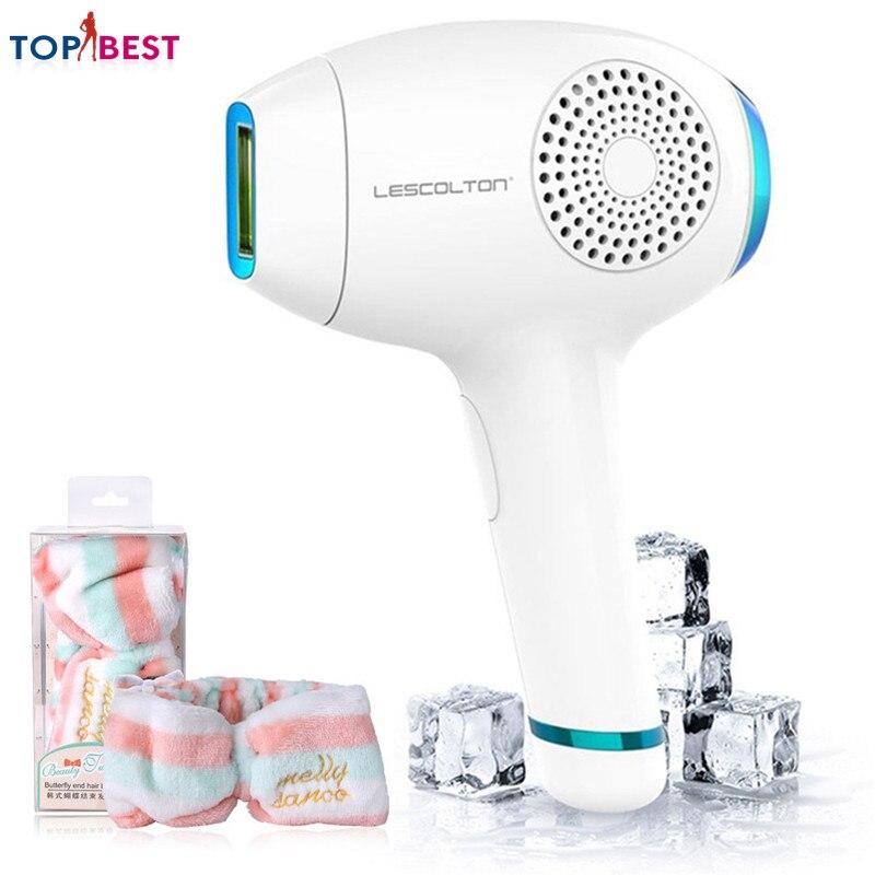 Women Epilator Electric Lady IPL Laser Hair Removal Machine Laser Epilator Face and Body Beauty Tool