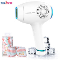 Women Epilator Electric Lady IPL Laser Hair Removal Machine Laser Epilator Face and Body Beauty Tool Electric Depilador Trimmer