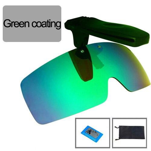 Coating green bag